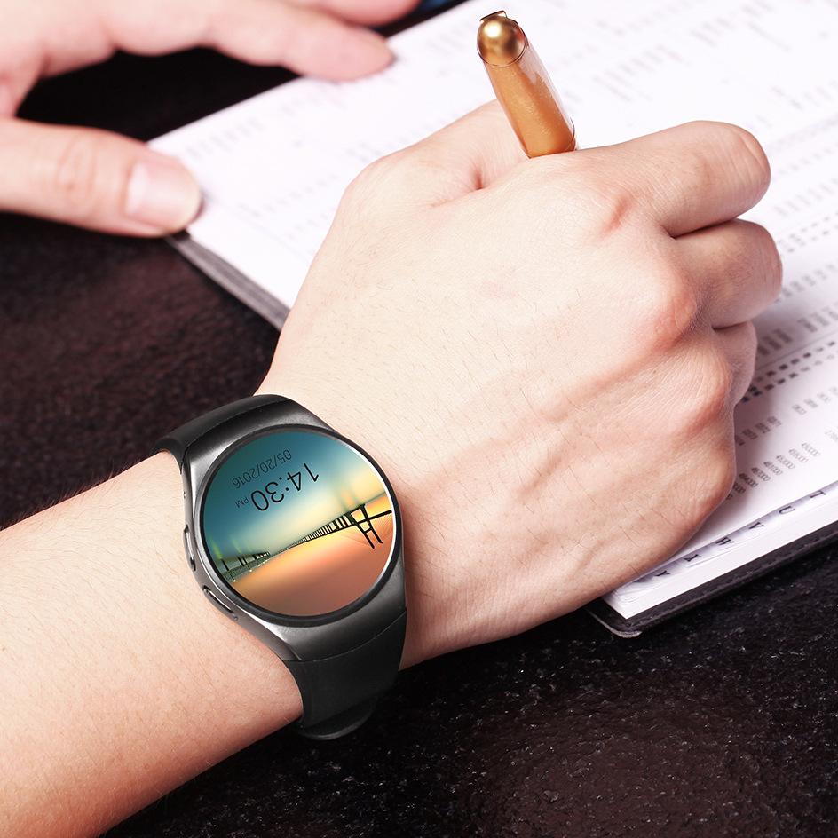 时尚圆屏智能手表 金属电镀、TPU表带优惠券